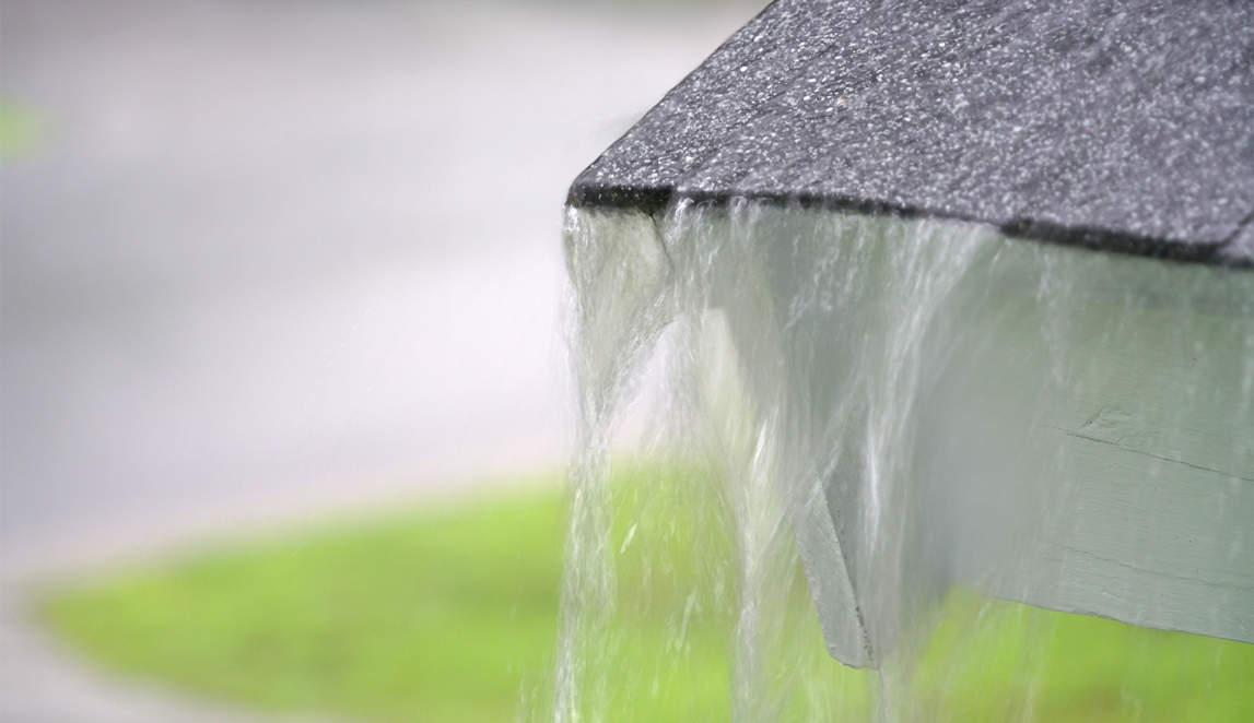 Why do I need gutters?