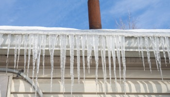 Gutters Causing Ice Dams